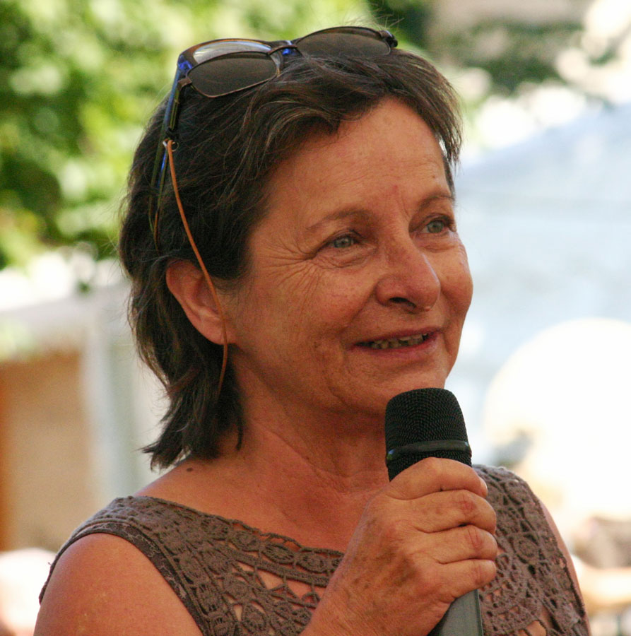 Notre camarade Brigitte Pinède est décédée, mais son combat continue