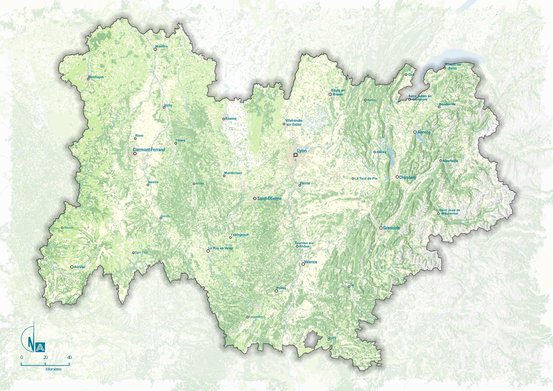 Élections régionales 2021 : déclaration commune de collectifs Ensemble! de la région Auvergne-Rhône-Alpes